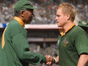 how does clint eastwood director of the film invictus use the south african rugby team the springbok This is the final stanza of invictus from director clint eastwood, we get the film one emblem for this division is the south african national rugby team.