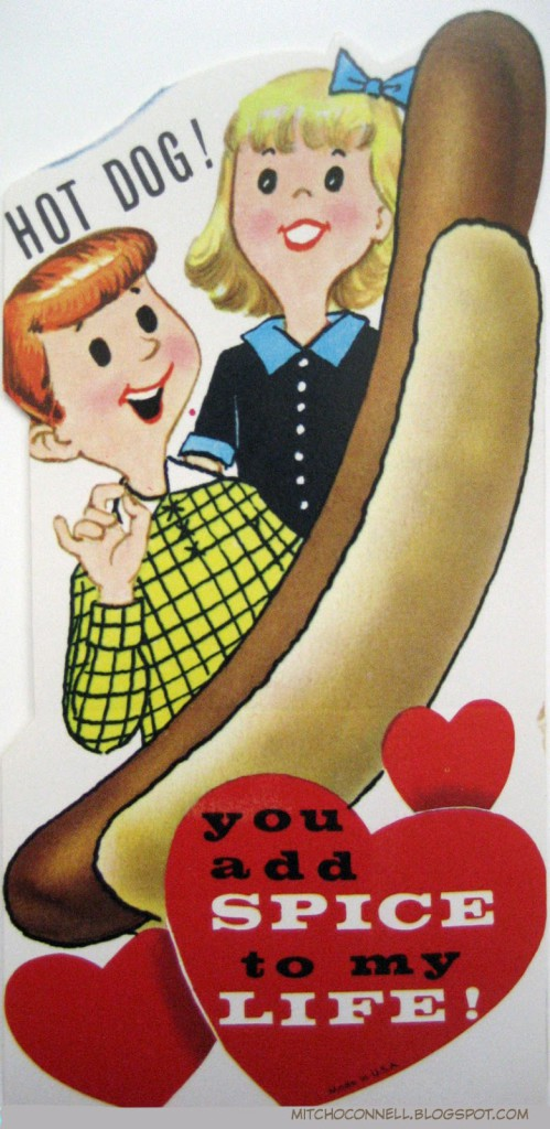 Vintage-Erect-Hot-Dog-Valentines-Day-Card-499x1024